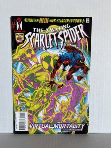 The Amazing Scarlet Spider #1 (1995) Unlimited Combined Shipping