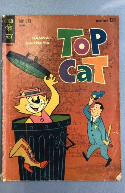 Top Cat #24 (1968)