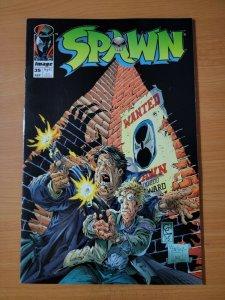 Spawn #35 ~ NEAR MINT NM ~ 1995 Image Comics