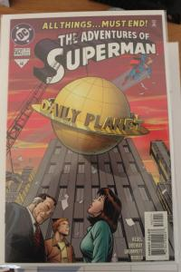 Adventures of Superman 562 9-4-nm