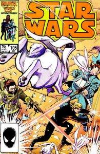 Star Wars #105 VF/NM; Marvel | save on shipping - details inside