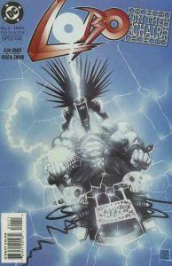 LOBO: IN THE CHAIR (1994 DC) #1 NM- A92157