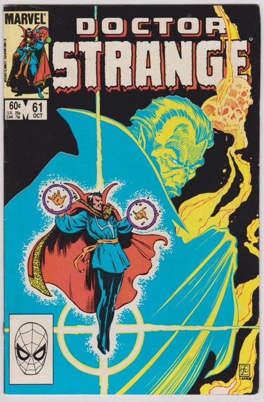 Doctor Strange #61 (F) 1983