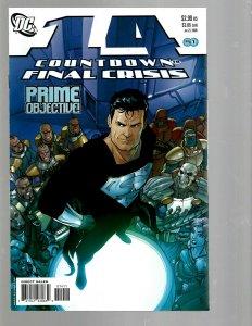 14 DC Comics Countdown # 14 13 12 11 10 9 8 7 6 5 4 3 2 1 J438