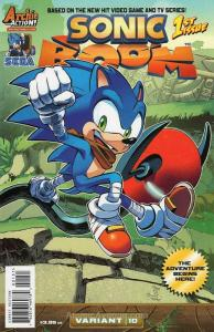 Sonic Boom #1D VF; Archie | save on shipping - details inside