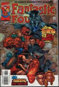 Fantastic Four (1998 series) #38, NM (Stock photo)