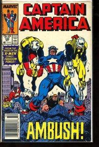 Captain America #346 (1988)