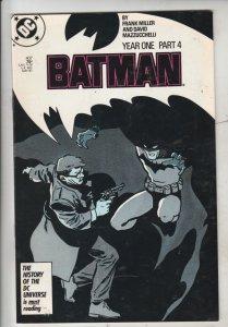 Batman #407 (May-87) NM- High-Grade Batman, Robin the Boy Wonder