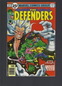 The Defenders #38 (1976)