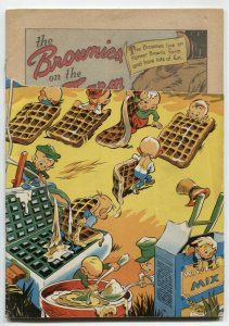 THE BROWNIES-Four Color Comics #293- Walt Kelly- remainder copy