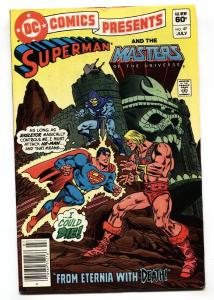 DC Comics Presents #47-1st He-man-superman-1982-VF