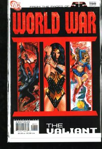 52 Sonderband Special: World War III (DE) #2 (2007)