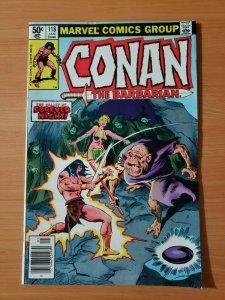 Conan the Barbarian #118 Newsstand Edition ~ NEAR MINT NM ~ 1981 Marvel Comics