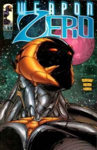 Weapon Zero (1996 series) #11, NM- (Stock photo)
