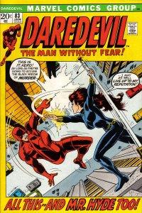 Daredevil #83 (ungraded) stock photo ID# B-10