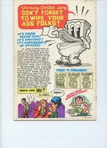 Your Hytone Comix (1971 Apex Novelties) #1, 1st Printing - Robert Crumb