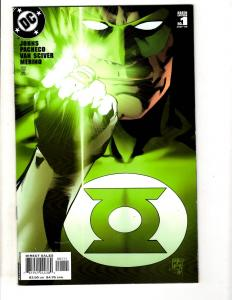 Lot Of 12 Green Lantern DC Comic Books # 1 2 3 4 5 6 7 8 9 10 11 12 Batman JC11