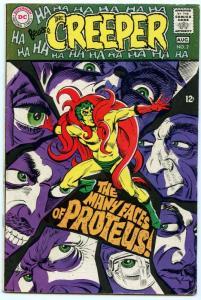 Beware the Creeper 2 Aug 1968 VG+ (4.5)