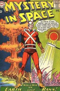 Mystery in Space (1951 series) #82, Fine- (Stock photo)