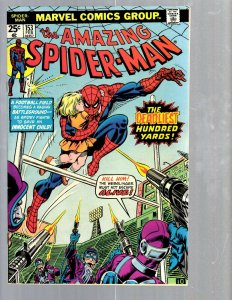 Amazing Spider-Man # 153 VF/NM Marvel Comic Book MJ Vulture Goblin Scorpion TJ1