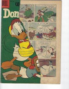 Walt Disney's Donald Duck 49 incomplete