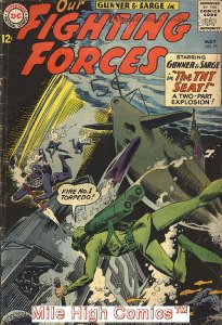 OUR FIGHTING FORCES (1954 Series) #76 Very Good Comics Book