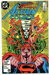Action Comics 582 Aug 1986 NM- (9.2)