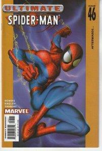 Ultimate Spiderman # 46   Ultimate Sandman !