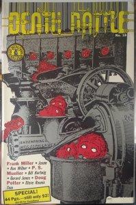 Death Rattle #18 (1988)