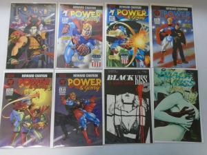 Howard Chaykin comic lot 50 different issues 8.0/VF