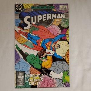 Superman 14 Very Fine/Near Mint