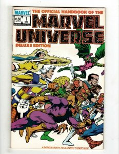 12 Marvel Comics Marvel Universe 1 3 7 8 9 10 10 Southern Knight 11 12 13 + HG2