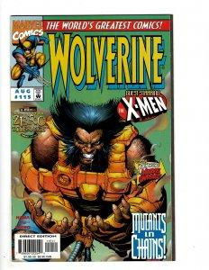 Wolverine #115 (1997) OF19