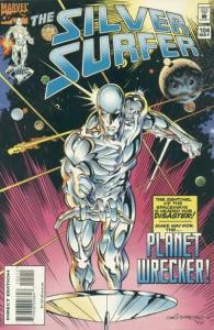 Silver Surfer (1987 series) #104, VF+ (Stock photo)