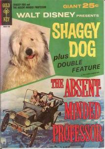SHAGGY DOG / ABSENT MINDED PROFESSOR (GK) 30032708 COMICS BOOK