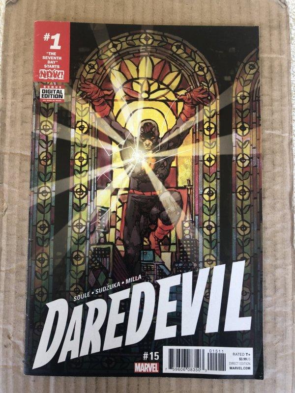 Daredevil #15 (2017)