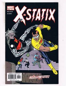 X-Statix #6 VG Marvel Comics Comic Book Milligan Allred Feb 2003 DE40 AD14