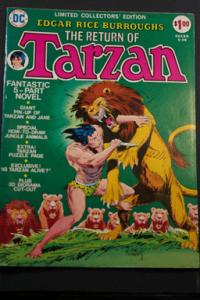 DC Limited Collectors' Edition C-29 The Return of Tarzan 197