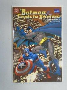 Batman Captain America #1 6.0 FN Blunted corners (1996)