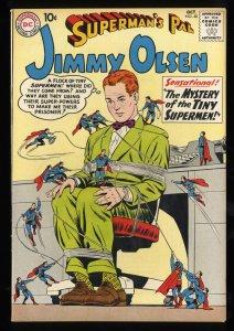 Superman's Pal, Jimmy Olsen #48 FN/VF 7.0 Massachusetts