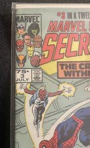 Marvel Super Heroes Secret Wars #3 (1984)