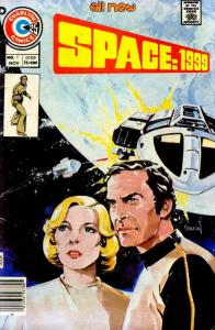 Space: 1999 #1 FN; Charlton   save on shipping - details inside