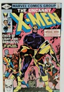 Uncanny X-Men 136 FN+ Cyclops Dark Phoenix 1980 Marvel Comics Comic John Byrne