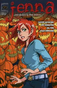 Jenna #1 VF/NM; Narwain | save on shipping - details inside