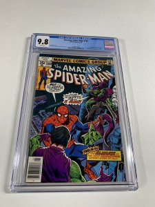 Amazing Spider-man 180 Cgc 9.8 White Pages Marvel Bronze Age
