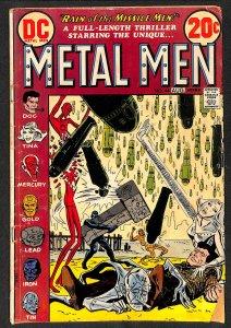 Metal Men #44 (1973)