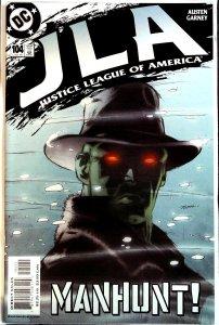 JLA #104 (2004)