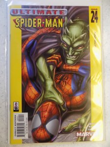ULTIMATE SPIDER-MAN # 24