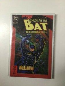 Batman: Shadow of the Bat #4 (1992) HPA