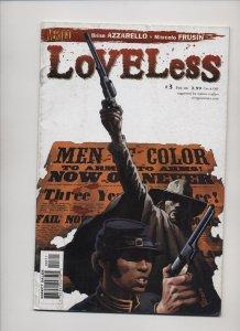 Loveless #3 (2006)